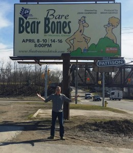 BB Bones Billboard
