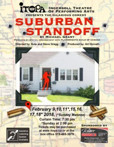 Suburban-Standoff Ingersoll
